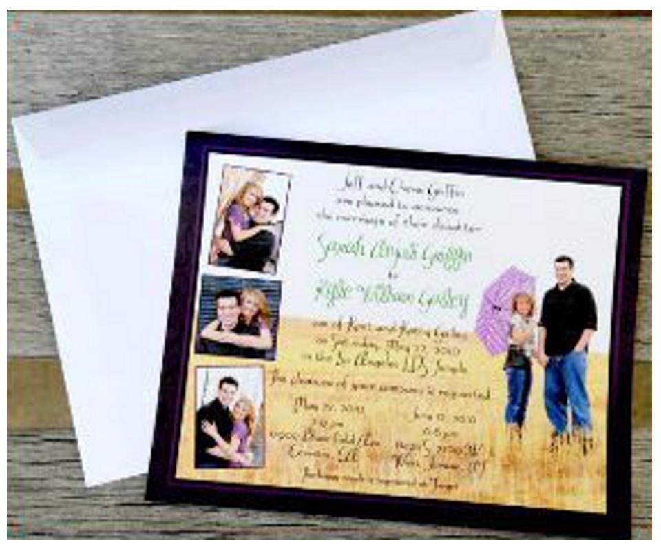 Wedding Invitations Lds Wedding Planner