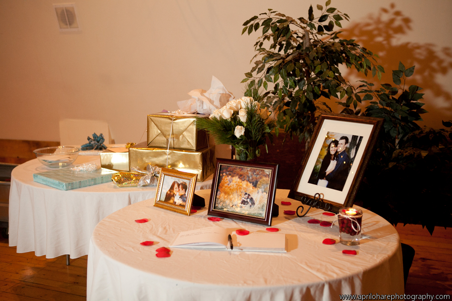 LDS wedding guest book