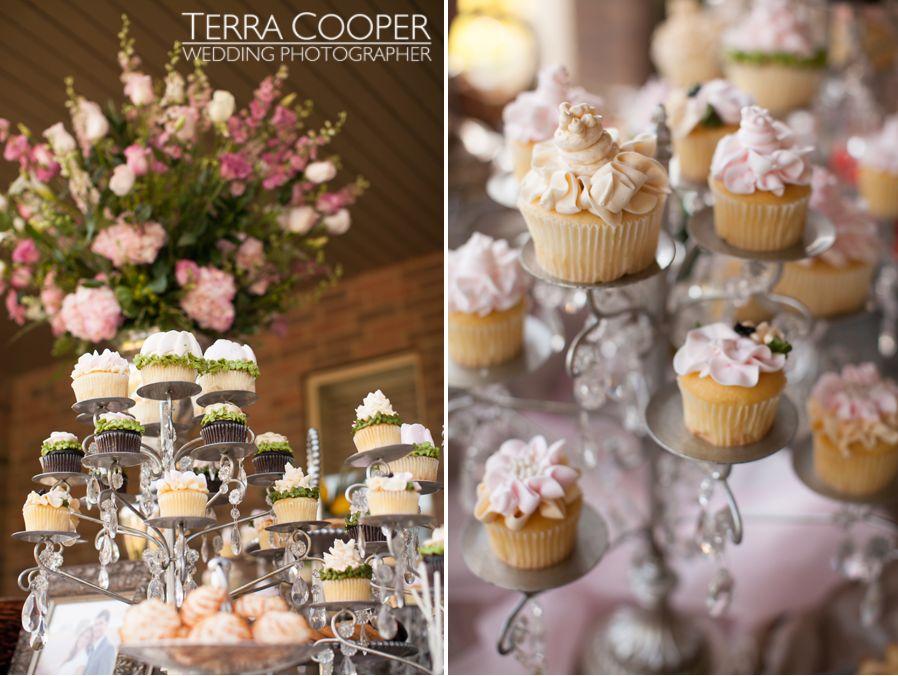LDS wedding cupcakes
