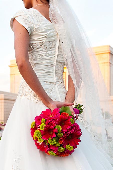 LDS Modest Wedding Dress, WeddingLDS.com