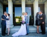 LDS weddings, LDS parents