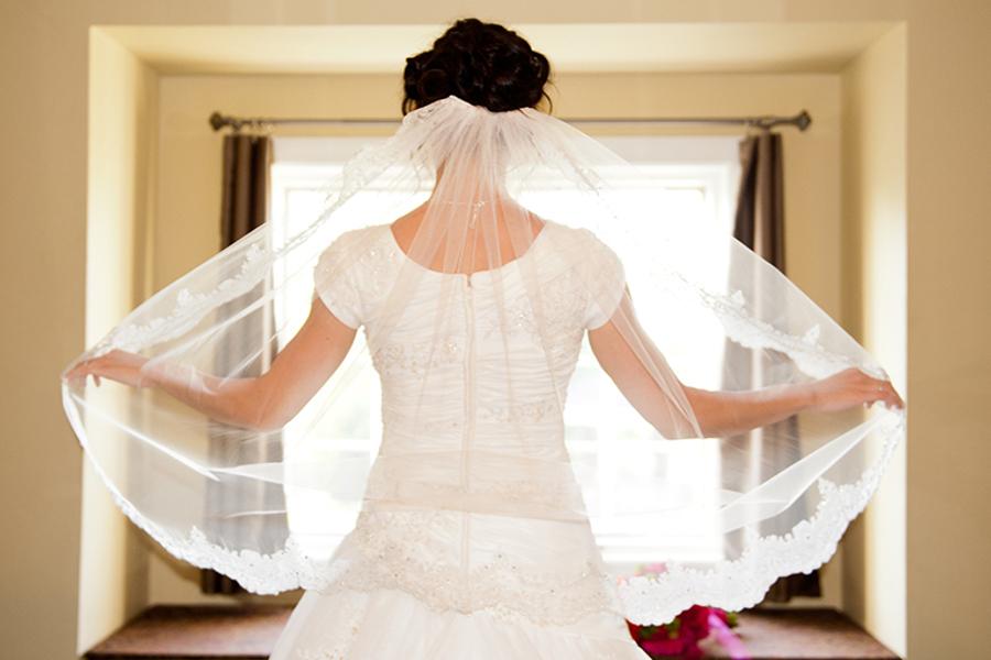 LDS Bridal Veil, WeddingLDS.com