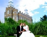 Wedding Pictures on Temple Ground