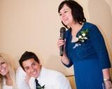 LDS Wedding, LDS Wedding Toasts vs. Speeches