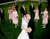 Back to Attendants for LDS brides and grooms