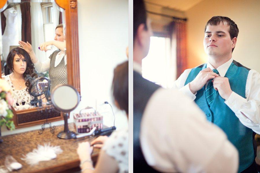 LDS Bride and Groom, WeddingLDS.com