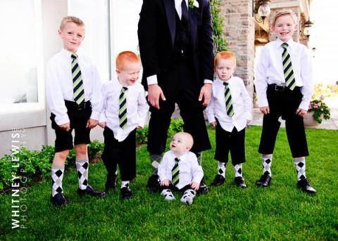 Wedding Party Gifts For Junior Groomsmen : Gift Idea for Junior Groomsmen