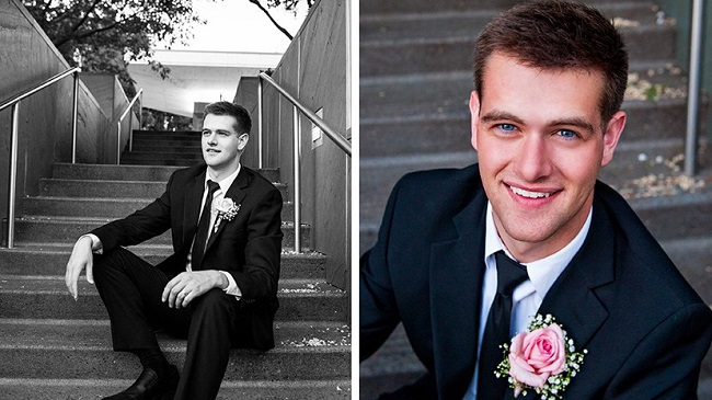 LDS groom, LDS wedding