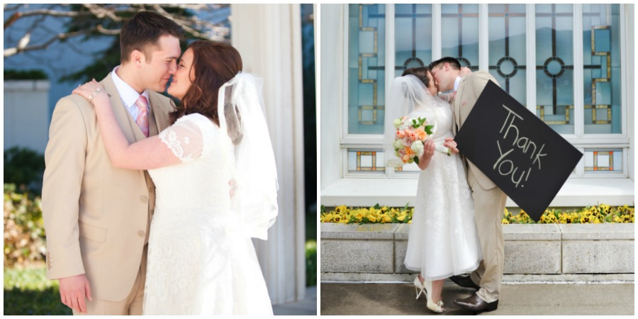 LDS wedding reception, LDS Bride and Groom, LDS Wedding Photo Ideas, Temple Wedding, LDS Wedding, WeddingLDS.com