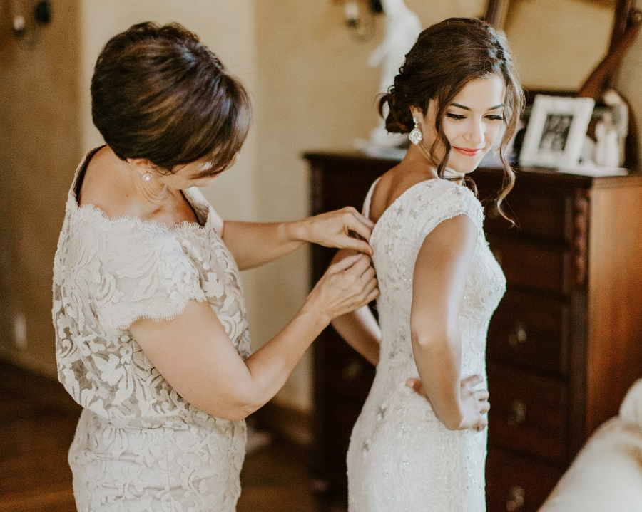 Modest Wedding Dresses for LDS Weddings